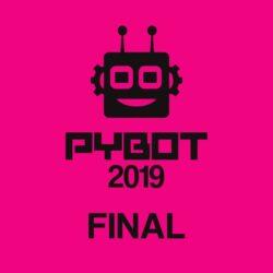 El 13 de julio será la Gran Final de PYBOT 2019