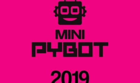 ¡Se viene la primera edición de Mini PYBOT!